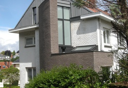 Extension maison L. Woluwe Saint Pierre